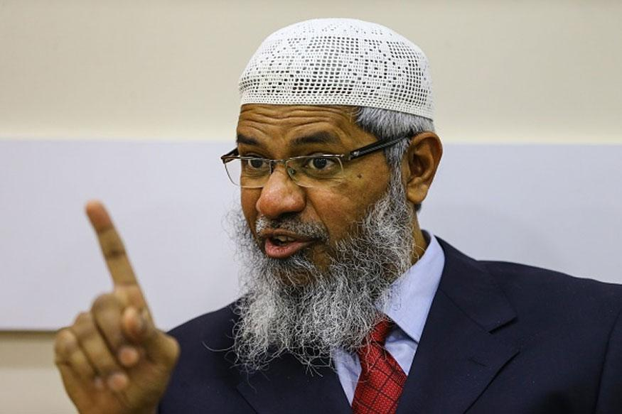 NIA issues second NBW against Zakir Naik