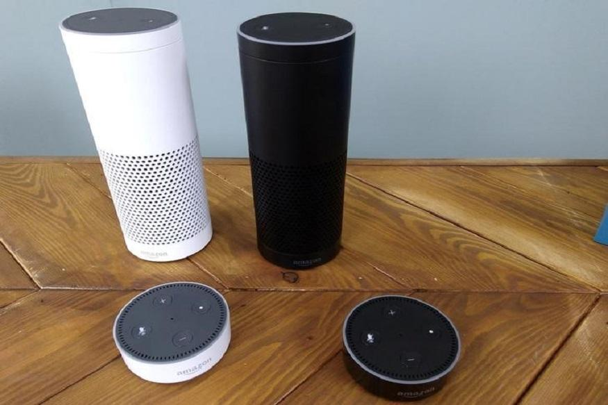 Is this Amazon's new touchscreen Echo?