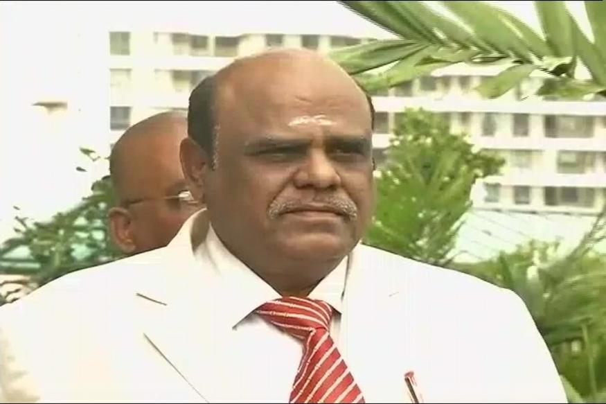 Forced 'to deal with' Justice Karnan, SC orders medical exam