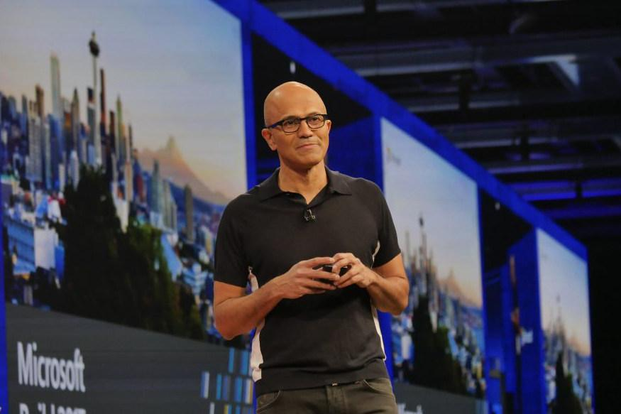 Microsoft Build 2017 CEO Satya Nadella Paves The Way For Intelligent Cloud