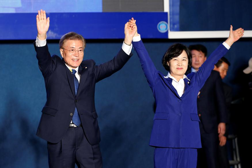 North Korea stays silent after South Korea presidential election