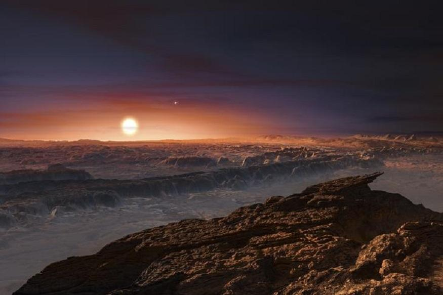 Is The Climate On Exoplanet Proxima B Suitable To Sustain Life?