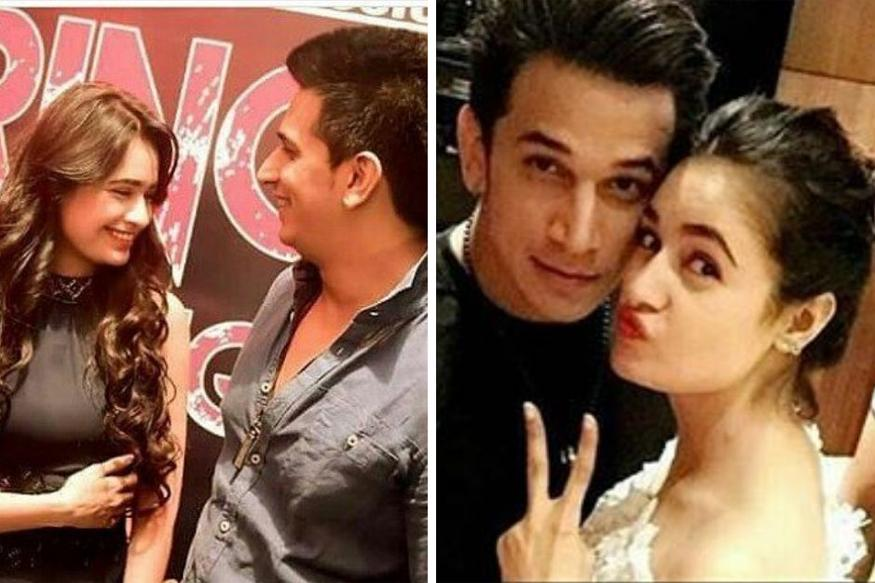 Prince Narula Dating Yuvika Chaudhary? These Pictures Say They Are!