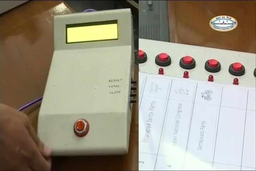AAP demonstrates EVM 'tampering', EC trashes it