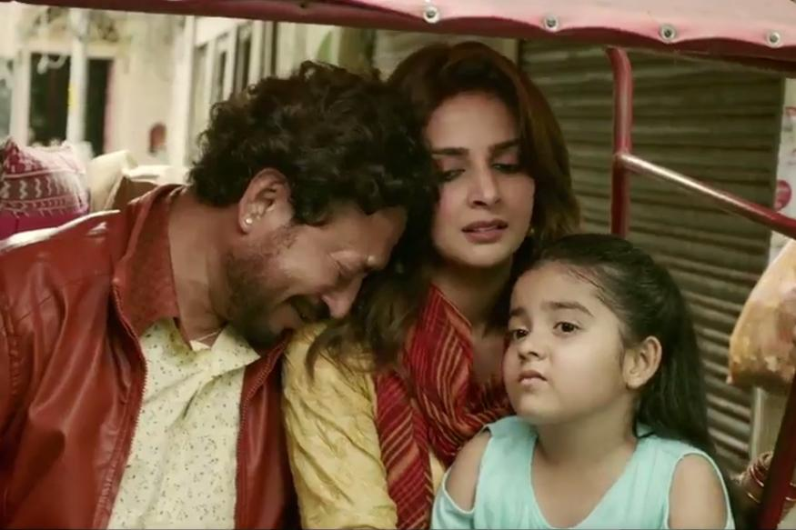 Irrfan Khan is all praises for Saba Qamar and we're so proud!