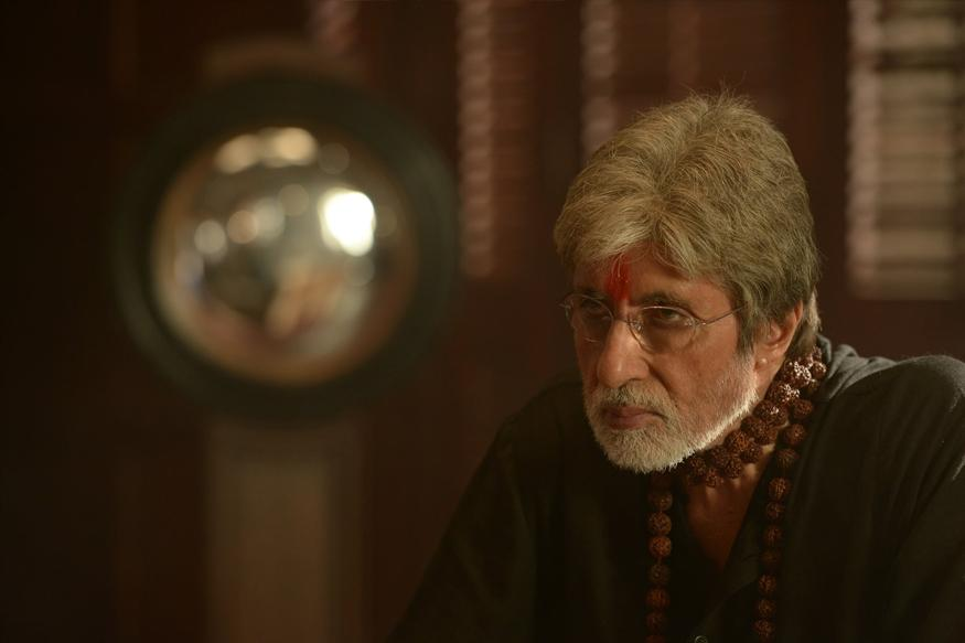 Sarkar 3 Movie Review - Amitabh Bachchan holds RGV's film tight together