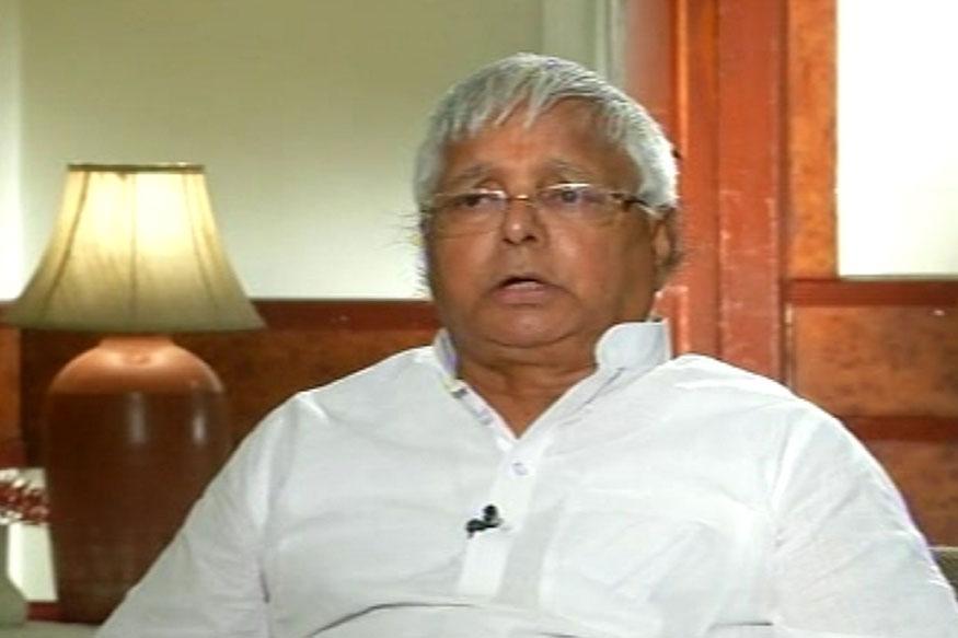 BJP warns Lalu Yadav against making false allegations over CBI raid