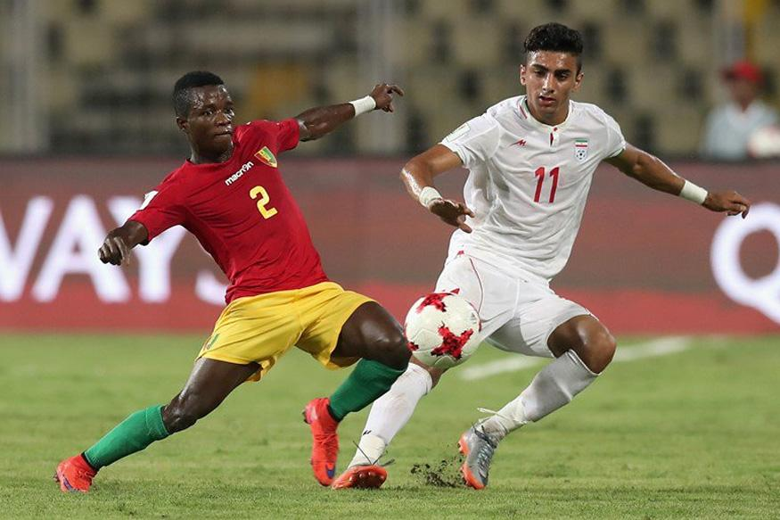 FIFA U-17 World Cup, Iran vs Guinea Highlights - As It Happened
