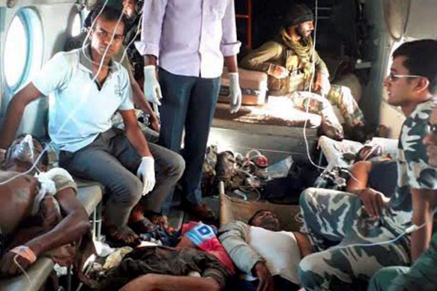 25 CRPF Men Killed in Encounter With Maoists at Sukma; Sacrifice Will Not Go in Vain, Says PM