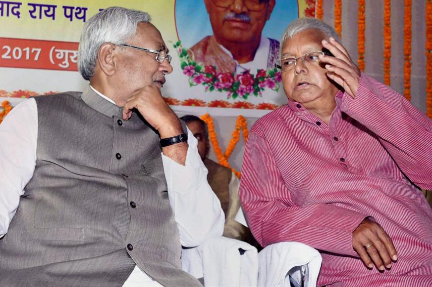 Nitish-Lalu May Part Ways Soon. Earthquake in Bihar Mahagathbandhan